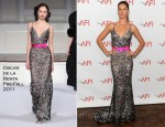 Gisele Bundchen In Oscar de la Renta - 39th AFI Life Achievement Award Honoring Morgan Freeman
