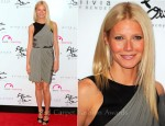 Gwyneth Paltrow In Alexander Wang - 3rd Annual Bent On Learning Benefit