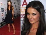 "Katie Holmes In Contrarian - 2011 LA Film Festival ""Dont Be Afraid Of The Dark"" Premiere"
