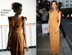 Kristen Wiig In J. Mendel - 2011 Glamour Women of the Year Awards