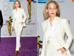Leelee Sobieski In Adam Kimmel - 2011 CFDA Fashion Awards