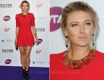 Maria Sharapova In Alexander McQueen - WTA Tour Pre-Wimbledon Party