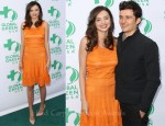Miranda Kerr In Christian Dior - Global Green USA's 15th Annual Millennium Awards