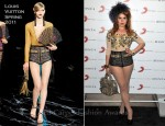 Paloma Faith In Louis Vuitton - Beyonce Knowles Album Launch