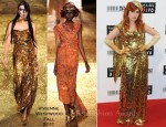 Paloma Faith In Vivienne Westwood & Bodyamr - 2011 Keep A Child Alive Black Ball