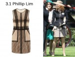 In Princess Beatrice's Closet - 3.1 Phillip Lim Organza and Lace Dress