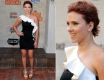 "Scarlett Johansson In Valentino - Spike TV's 5th Annual 2011 ""Guys Choice"" Awards"