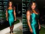 Serena Williams In Burberry - WTA Tour Pre-Wimbledon Party