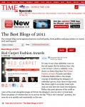 TIME.com's Best Blogs Of 2011: Red Carpet Fashion Awards