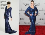Tammy Blanchard In Edition by Georges Chakra - 2011 Tony Awards