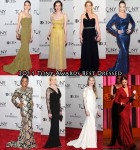 Who Was Your Best Dressed At The 2011 Tony Awards?