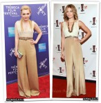 Who Wore Alice + Olivia Better? AnnaLynne McCord or Abigail Breslin