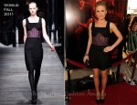 "Anna Paquin In Versus - ""True Blood"" Season 4 Premiere"