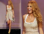 Blake Lively In Missoni - The Tonight Show With Jay Leno