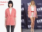 In Cameron Diaz' Closet - Elizabeth & James 'James' Blazer