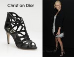 In Charlize Theron's Closet - Christian Dior Paradis Sandals