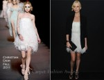 Charlize Theron In Christian Dior - DIOR VIII Launch