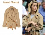 In Brooklyn Decker's Closet - Isabel Marant Jane Jacket