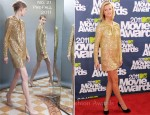 Brooklyn Decker In No.21 - 2011 MTV Movie Awards