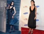 Demi Moore In Louis Vuitton - Samsung Hope for Children Gala