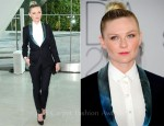 Kirsten Dunst In Patrik Ervell - 2011 CFDA Fashion Awards