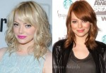 Emma Stone Ditches The Blonde Hair To Go Back To Red