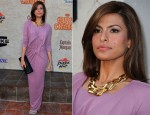 "Eva Mendes In Roland Mouret - Spike TV's 5th Annual 2011 ""Guys Choice"" Awards"