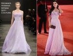 Fan Bing Bing In Georges Hobeika Couture - 2011 Shanghai International Film Festival Opening Ceremony