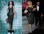 Fergie In Marc Jacobs - amfAR Inspiration Gala Paris