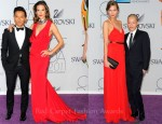 Models @ The 2011 CFDA Fashion Awards