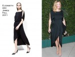 Kate Hudson In Elizabeth and James - Chanel's Benefit Dinner For The Natural Resources Benefit