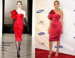 Jennifer Lopez In Temperley London - Samsung Hope For Children Gala