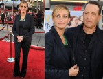 "Julia Roberts In Gucci - ""Larry Crowne"" LA Premiere"