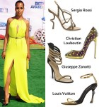 Celebrity Shoe Swap: Kerry Washington
