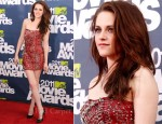 Kristen Stewart In Balmain - 2011 MTV Movie Awards