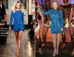 "Kylie Minogue In Emilio Pucci - ""Aphrodite Les Folies Tour"" Australia Launch"