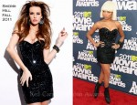 Lil Mama In Sherri Hill - 2011 MTV Movie Awards