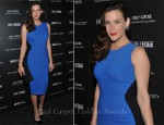 "Liv Tyler In Stella McCartney - ""The Ledge"" New York Screening"