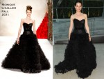 Lucy Liu In Monique Lhuillier - 2011 CFDA Fashion Awards