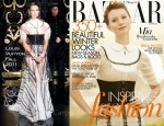 Mia Wasikowska In Louis Vuitton - Harper's Bazaar Australia August 2011
