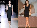 Miranda Kerr In Roland Mouret & Azzedine Alaia - Kia South Korea Event