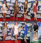 Who Was Your Best Dressed At The 2011 MTV Movie Awards?