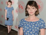 Carey Mulligan In Prada - Opening Night of 'Through A Glass Darkly' After Party