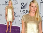 Naomi Watts In Calvin Klein - 2011 CFDA Fashion Awards