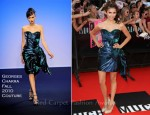 Nina Dobrev In Georges Chakra Couture - 2011 MuchMusic Video Awards