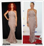 Who Wore Carlos Miele Better? Rihanna or Selita Ebanks