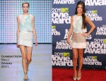 Selena Gomez In Giambattista Valli - 2011 MTV Movie Awards