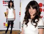 Zooey Deschanel In Andrew Gn - 2011 Critics' Choice Television Awards