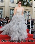 Best Dressed Of The Week - Emma Watson In Oscar de la Renta