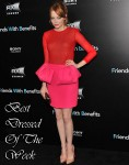 Best Dressed Of The Week - Emma Stone In Giambattista Valli